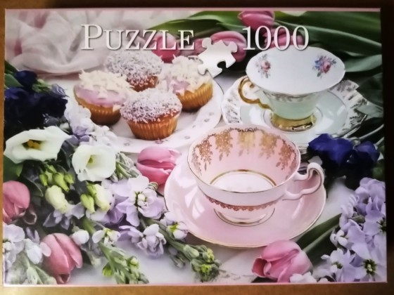 Teekränzchen, Innovakids, 1000 Teile