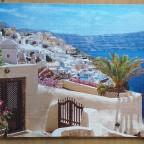 Santorini, Greece 2000 pieces ( Castorland Puzzle )