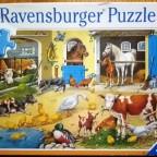 Am Stall, 100 Teile, Ravensburger