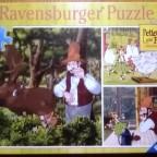 Petterson & Findus, 3 x 49 Teile, Ravensburger
