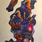 horse of jewels