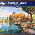 Lakeside Cottage, 1000 Teile, Bluebird