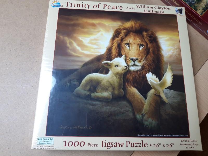 Trinity of Peace