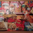 Cats Sweets, 1000 Teile (Trefl)