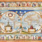 Castorland - Weltkarte 1639, 2000