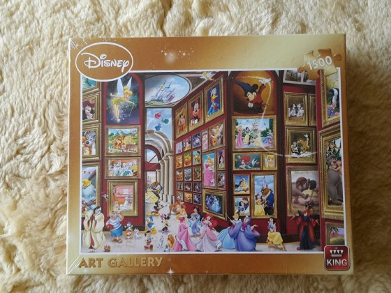 Disney: Art Gallery 1500