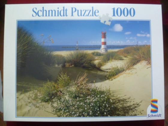 Schmidt Puzzle - Am Meer
