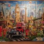 London, 1000 Teile (Aldi)