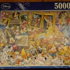 Disney: Mickeys Portrait 5000 Ravensburger