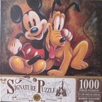 Pluto the Pup, Disney Signature Puzzle, 64762