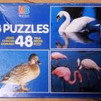 (Wasservögel), MB, 3 x 48 Teile