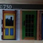 Panoramapuzzle Türen-LPF-750 Teile