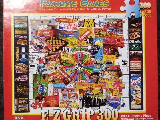 Favorite Games, White Mountain, 300 Teile