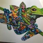 Paradise Frog