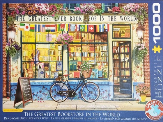 The greatest bookstore in the world
