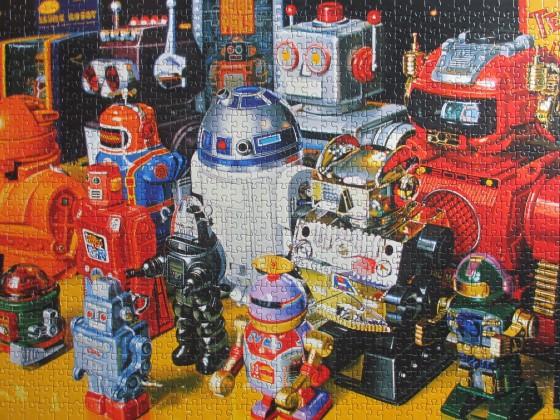 Robots von Mac_gc