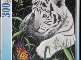 Tiger, Ravensburger, 300 Teile xl