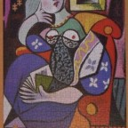 Picasso: Woman with a Book, 1000 Teile (Piatnik)