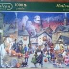 Halloween-Falcon-1000 Teile