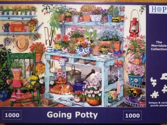 Going Potty, HOP, 1000 Teile