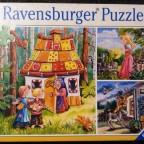 Meine Liebsten Märchen, 3 x 49, Ravensburger