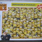 Impossible Puzzle: Despicable ME 3 (Clementoni)