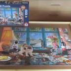 Am Puzzle-Tisch1000SCHMIDT2018Premium Quality58344693 x 493 mmBreitBestand Nr. 004