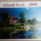 Götakanal-Schmidt-1000 Teile