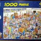 Auf Schatzsuche!, 1000 Teile, Jumbo