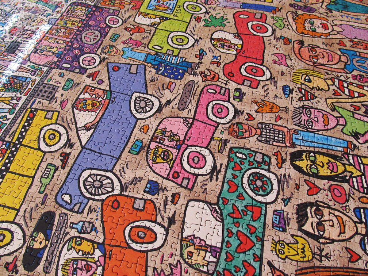 Nothing is as pretty as a Rizzi City
