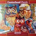 Owls, Castorland, 2000 Teile