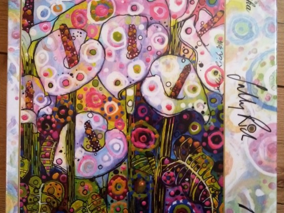 Lillys - Sally Rich, Grafika, 1000 Teile