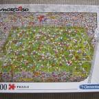 Mordillo, 1000 Teile (Clementoni)