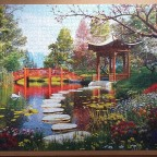 Spring Season by Dominic Davison ( 2016 )  2000 Pieces ( Art Puzzle )