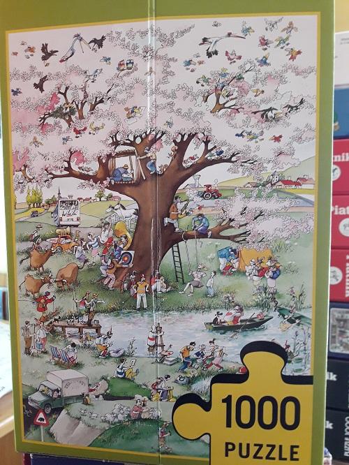 4 Seasons - Spring 1000