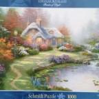 Cottage von Thomas Kinkade-Schmidt-1000 Teile