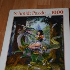 Drachenbraut, 1000