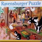 Alltag im Stall, 100 Teile, Ravensburger