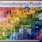99 Colors, Ravensburger, 1500 Teile