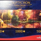 Indian Summer, Triptychon, Noris, 2 x 500, 1 x 1000