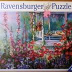 Pavillion im Blütenmeer, Ravensburger, 1000 Teile