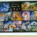 Zodiac von Josephine Wall-Grafika-1000 Teile