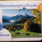 Berchtesgaden gegen Watzmann, Ravensburger, 200 Teile