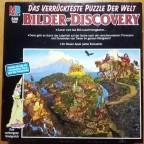 Das verborgene Königreich, 500 Teile, MB