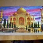 Ravensburger 1000 Teile: Tryptichon Taj Mahal