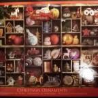 Weihnachtsschmuck, Eurographics, 1000 Teile