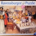 Julaftonen, Ravensburger, 1000 Teile