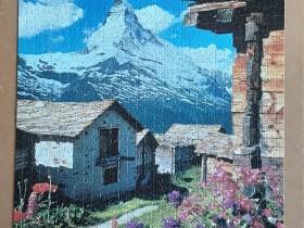 Matterhorn 1504 Pieces ( Clementoni )