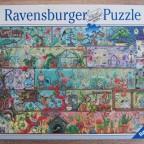 """""""Zwerge im Regal"""" (Zoe Sadler) von Ravensburger"""