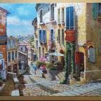 Saint Emilion , France 2000 Pieces ( Castorland Puzzle )